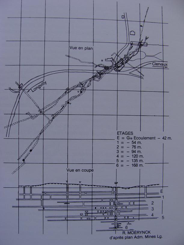 Pyromorphite de Longvilly et mine de plomb DSC03507