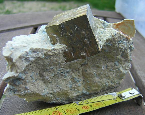 pyrite de Navajun, Espagne PIRITE